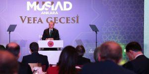 الرئيس التركي رجب طيب أردوغان: معدل النمو الاقتصادي في تركيا لعام 2018 سيتجاوز التوقعات