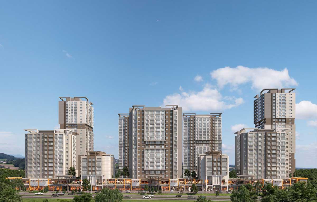 مشروع سكني راقي بضمان الحكومة التركية GP-002