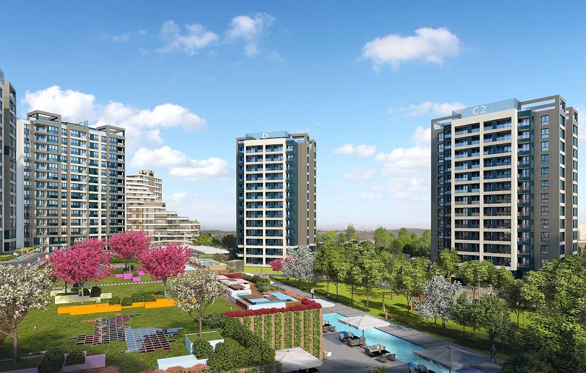 مشروع اسطنبول الثالثة في باشاك شهير GP-019