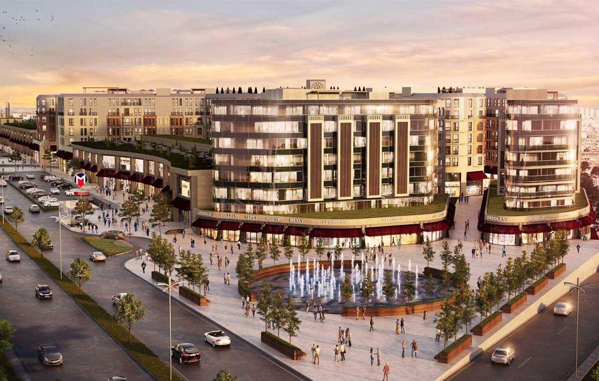 المشروع الأقرب لقناة اسطنبول الجديدة GP-041