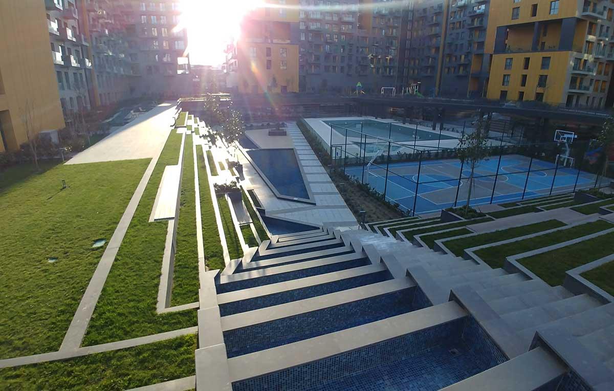 مشروع باطلالات بحرية مميزة بجانب الجامعة GP-032