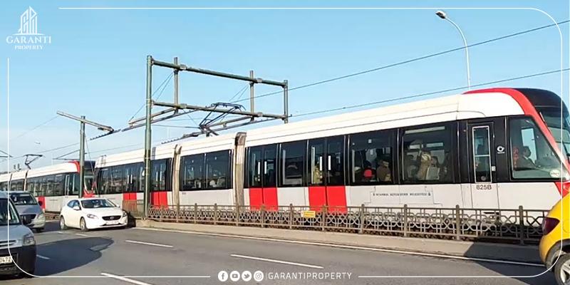 قطار كبير سيربط إسطنبول ببلغاريا