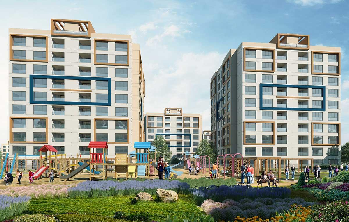 العرض الأقوى بضمان بلدية باشاك شهير على مشروع GP-056