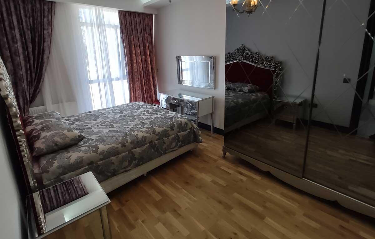 شقق للبيع في اسطنبول ضمن مجمع جاهز للسكن في بهشا شهير بالأقساط GP-055
